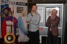 Opening tentoonstelling De kleine Alexander de Grote 083