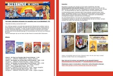 Aanbod Alexander De Grote expos workshops lesbundels
