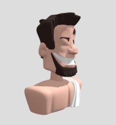 Zeus 3D preview 02
