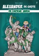 000 De Groene Jaren kaft versie 2